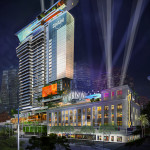 Hard Rock Hotel Concept Rendering