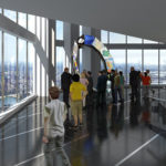 One World Trade Center Viewing deck